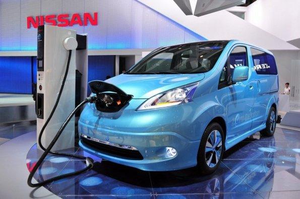 Nissan NV2000 electrica Barcelona