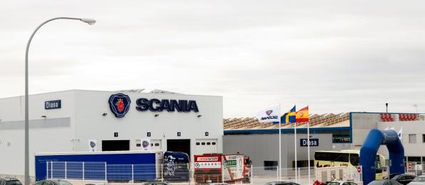 Scania Diasa Palencia