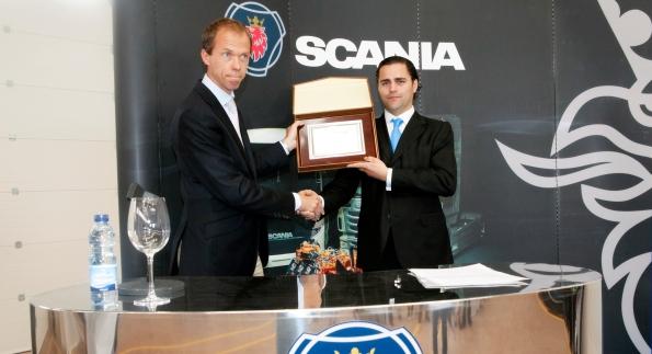 Scania Palencia Diasa