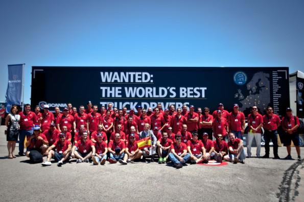 Finalistas Scania YETD 2012