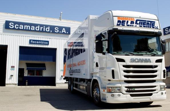 Scania Euro 6