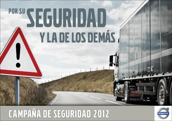 Campaña Seguridad Volvo