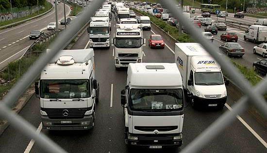 Transportistas