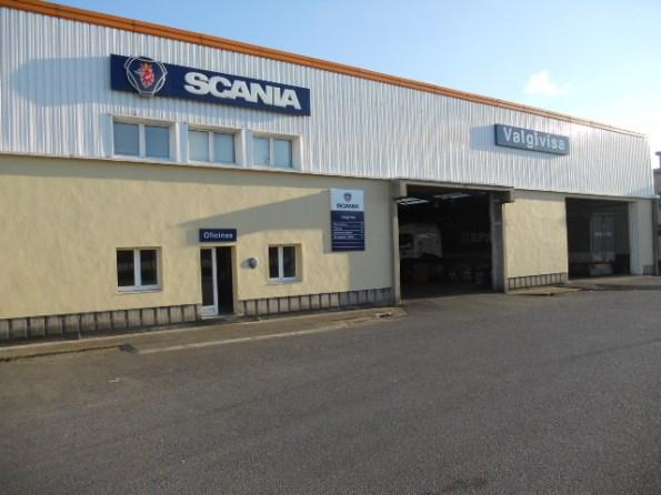 Scania Valgivisa