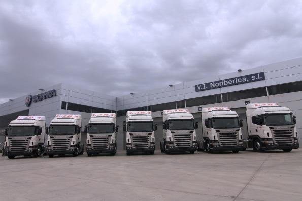 Transportes Lara Scania