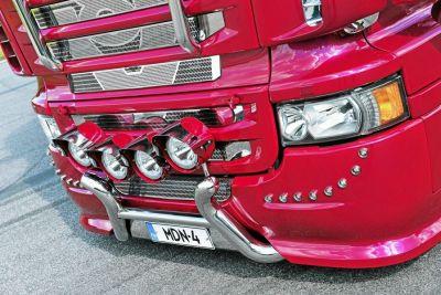 Scania-Madonna