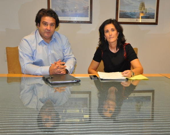 Cristina y Mikel Orbea- Fundadores de GLT-
